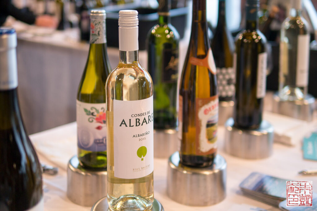 Spain Albarino Wines