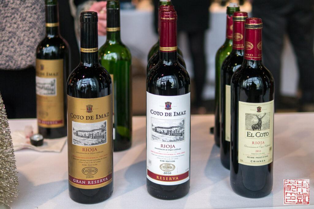 Spain Rioja Wines