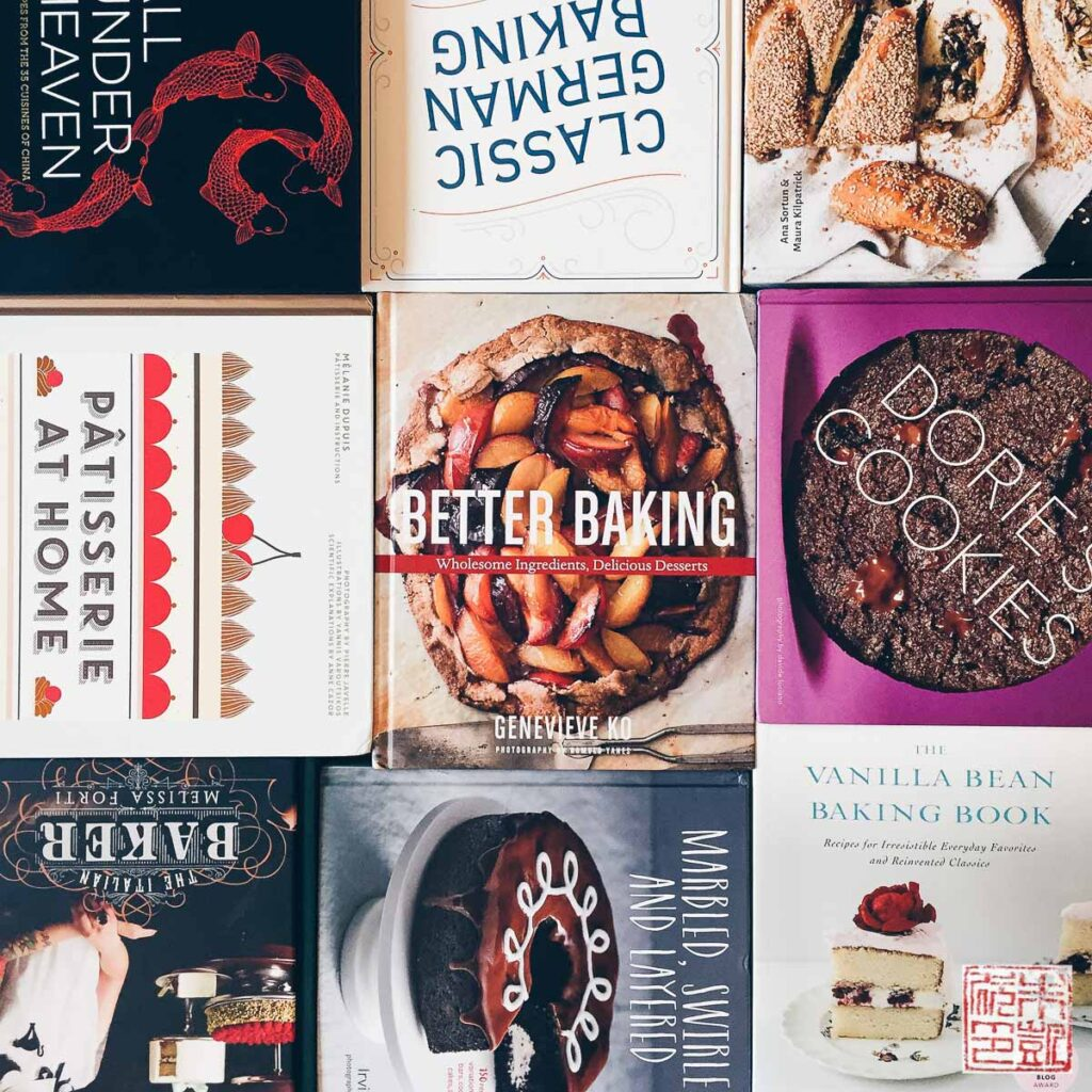 Best Baking Cookbooks of 2016