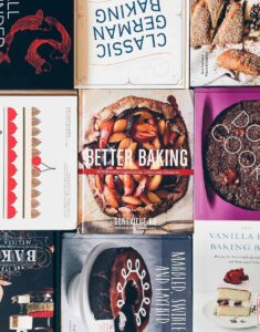 2016 Best Baking Cookbooks