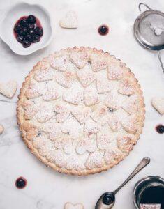 Italian Cherry Tart