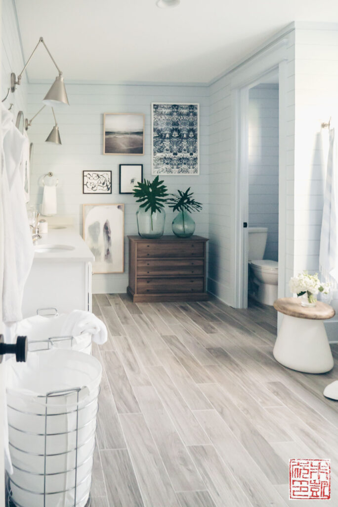 House Tour Master Bath: HGTV Dream Home 2017 Tour And Giveaway