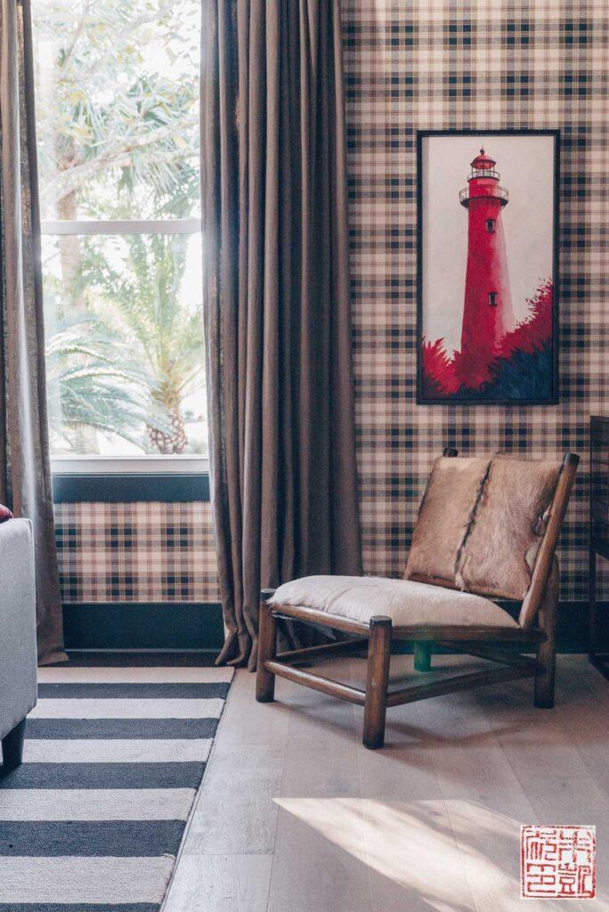 hgtv-dream-house-plaid-bedroom