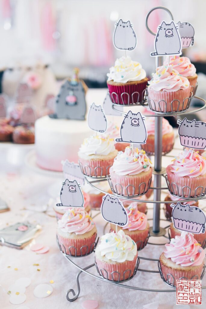 pusheen-birthday-party