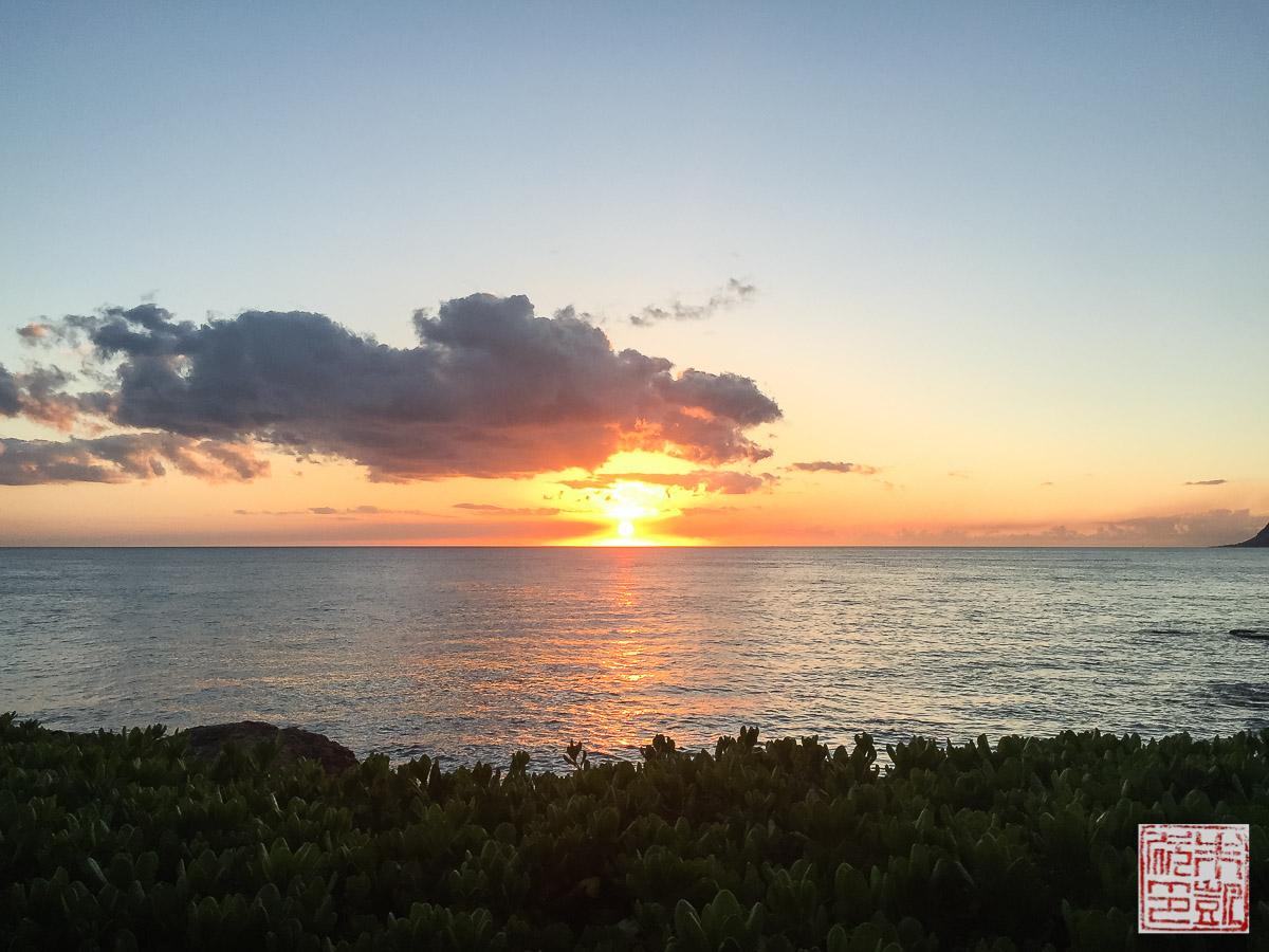hawaii-ko-olina-sunset