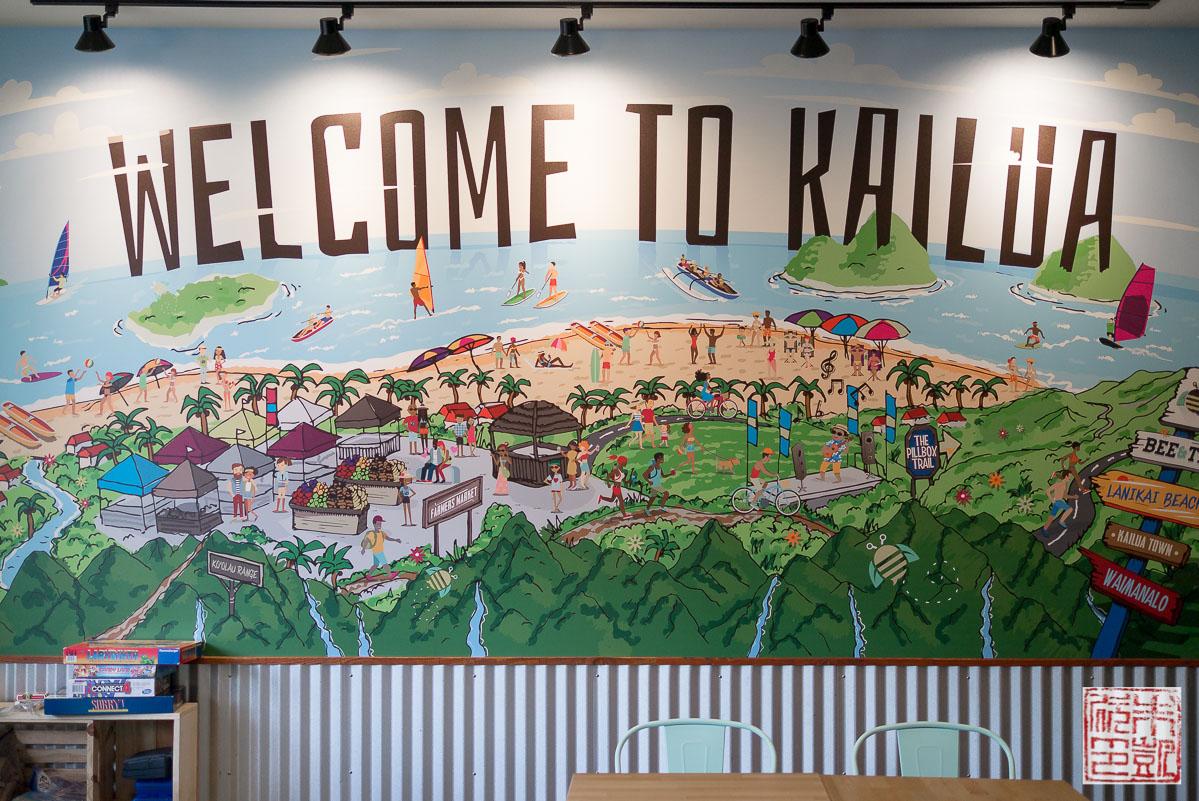 kailua-mural