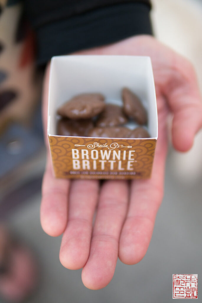 brownie-brittle