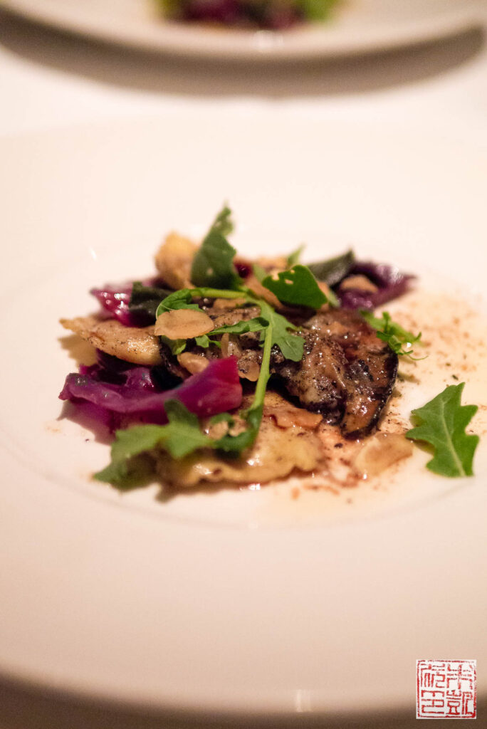 cayucos-abalone-with-chestnut-ravioli
