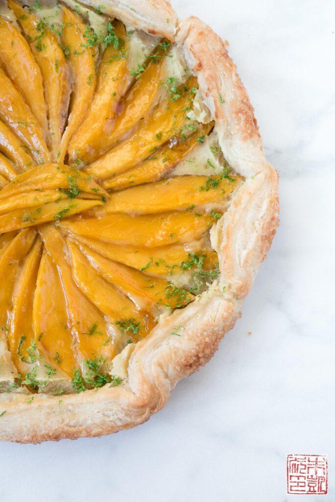 mango-lime-frangipane-galette-side
