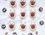 Totoro Linzer Cookies grid