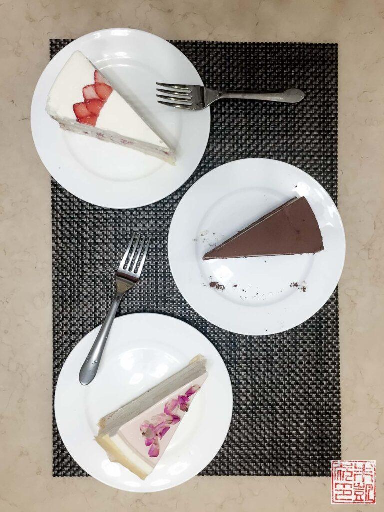 Lady M cakes