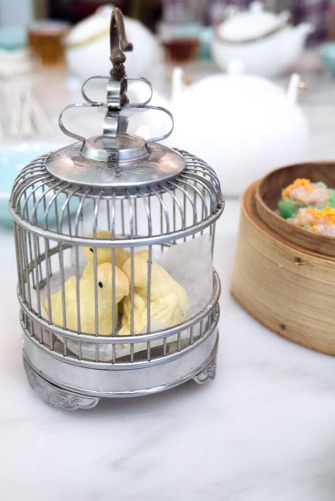 Yum Cha Pastry Birds