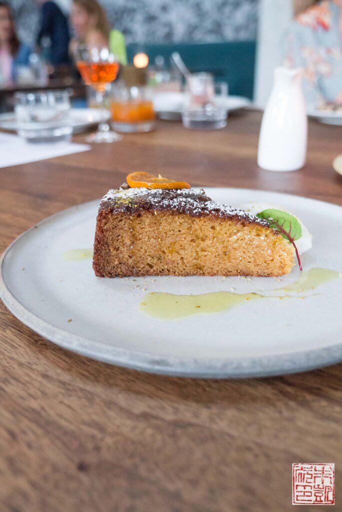 Farm Shop Orange Ricotta Cake