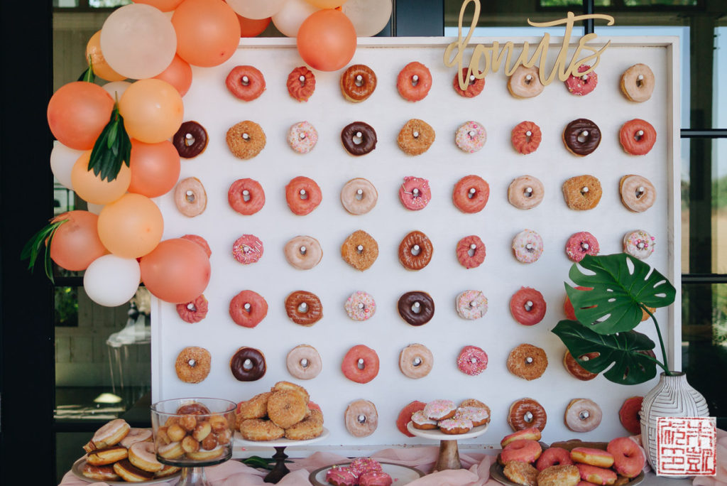 Park Winters Donut Wall
