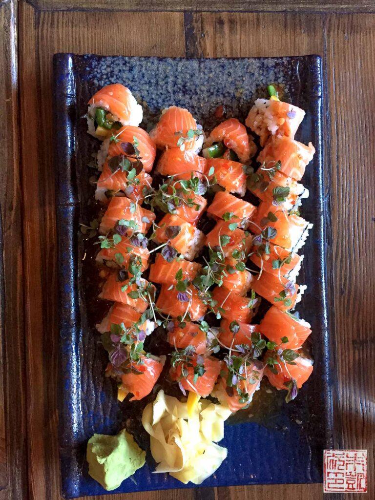 Ozumo Spicy Rolls