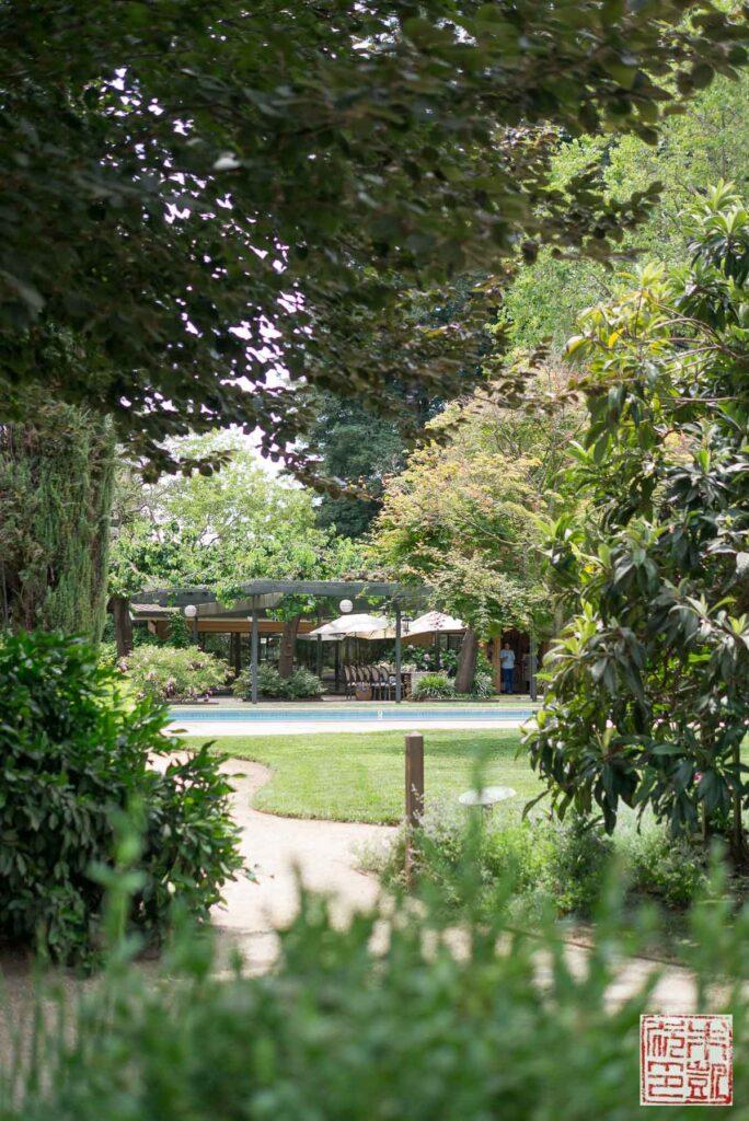 Trefethen Garden View