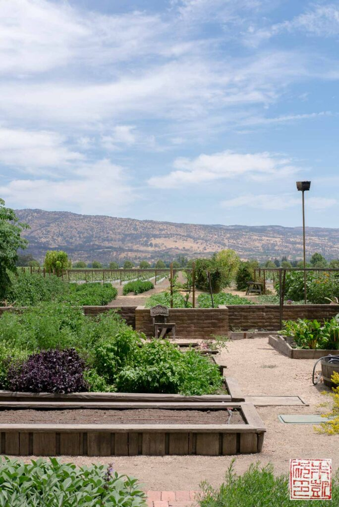 Trefethen Kitchen Gardens