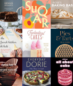 Best Baking Cookbooks 2018