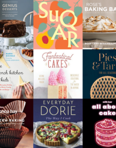 Best Baking Cookbooks 2018