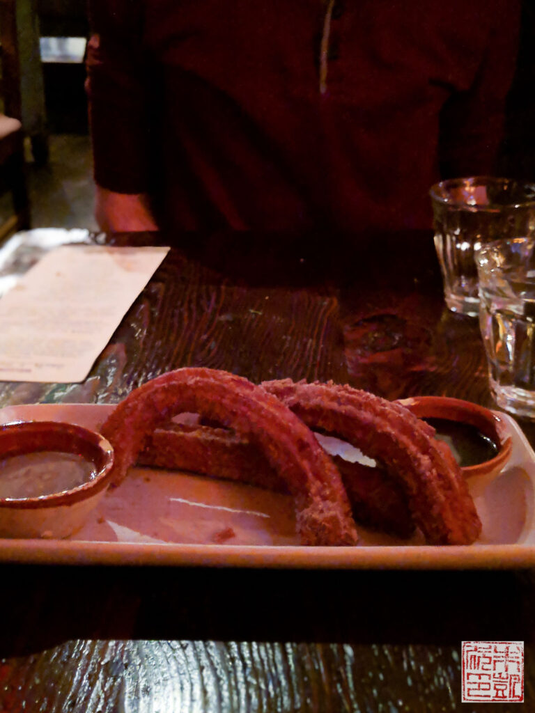 West of Pecos Churros