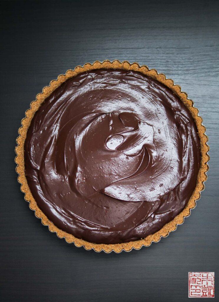Chocolate Whiskey Pudding