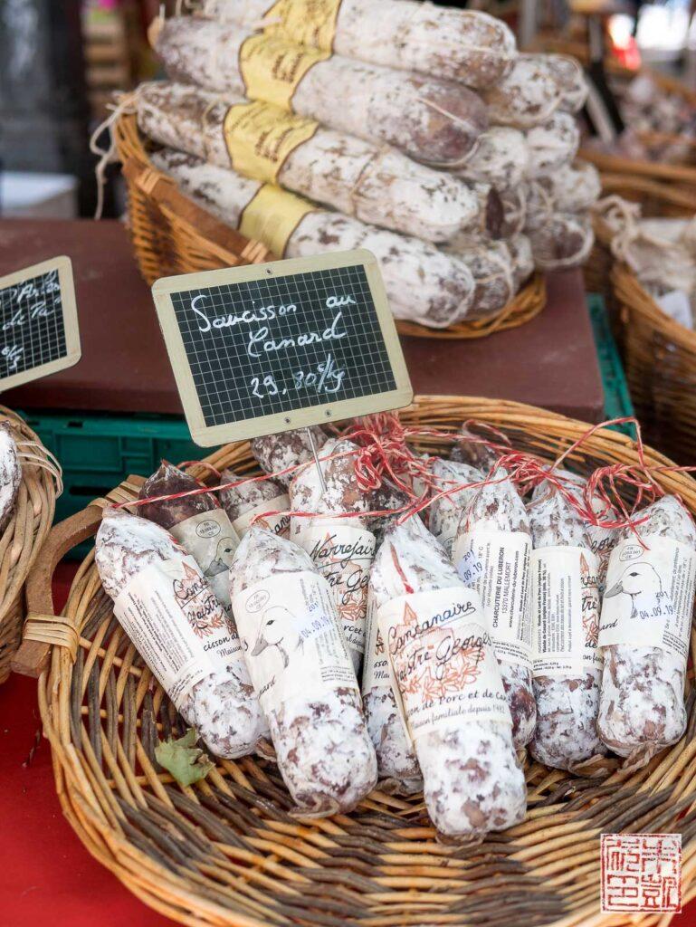 Aix Market Saucisson