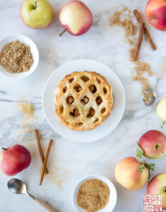 Autumn Apple Hand Pies
