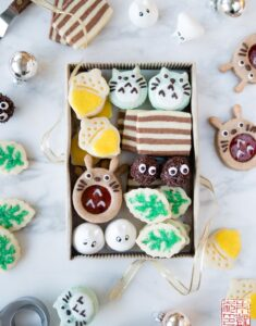 Totoro Cookie Box