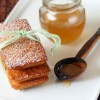 Out of Africa – Lychee Honey Financiers