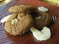 SHFginger cookies