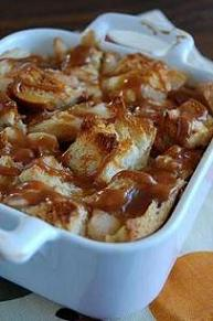 Pearbreadpudding