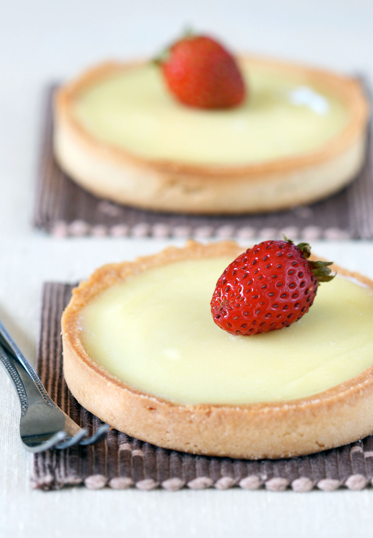 Meyer Lemon Tart With A Layer Of Chocolate Recipes — Dishmaps