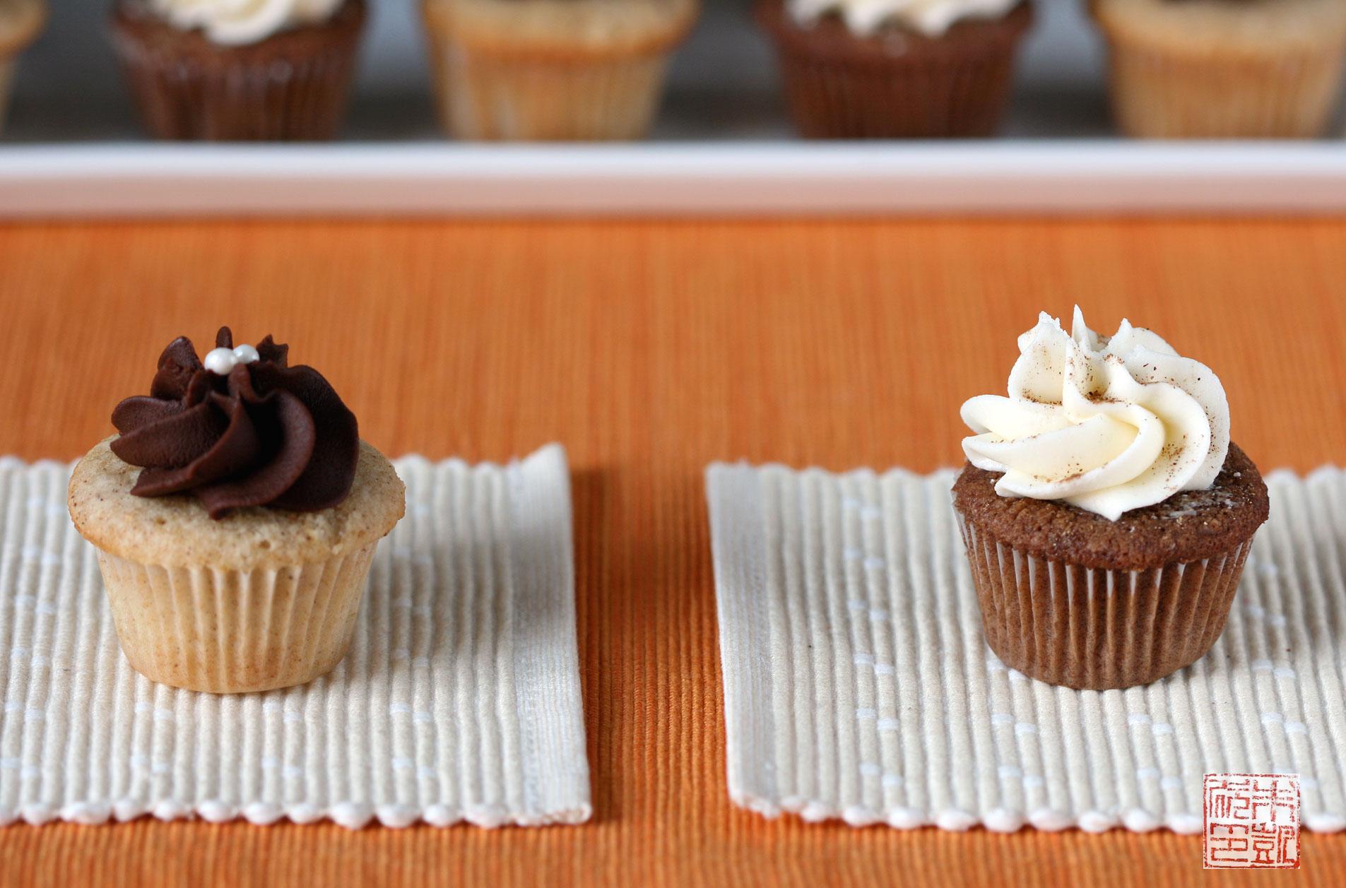 Eric Lanlard's Chai Tea Cupcakes Recipe — Dishmaps