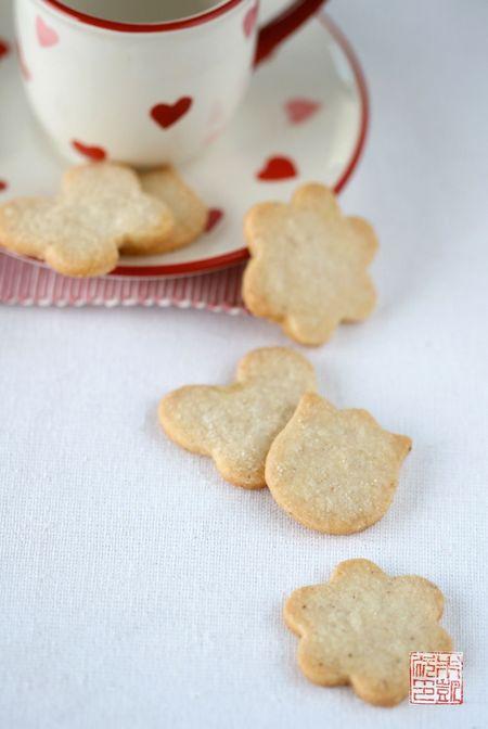 Hazelnutsugarcookies