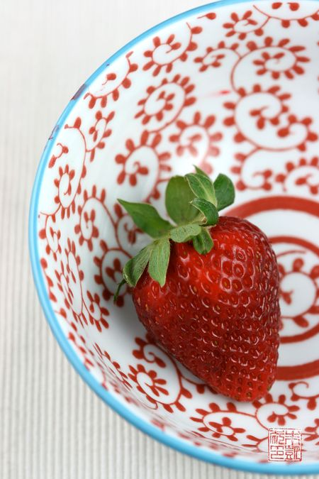 Justastrawberry