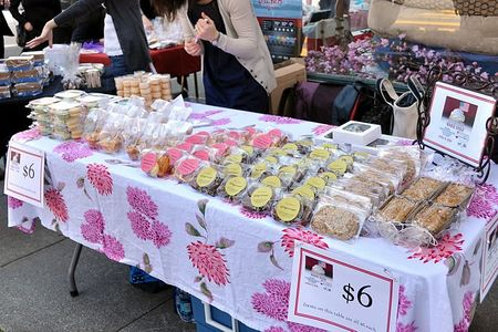 Bake sale tips at dessertfirstgirl.com