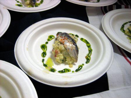 Sardineeggsalad