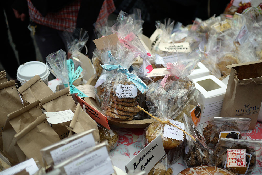 a busy weekend including bake sale for japan