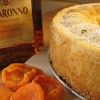 Sugar High Friday #18: Almond Apricot Pound Cake with Amaretto